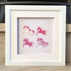 Dancing unicorns